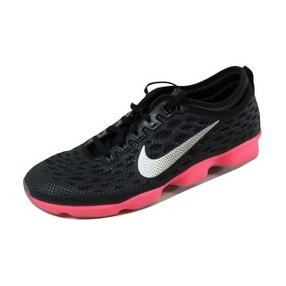 Nike Women's Zoom Fit Agility Sail/Armory Navy 684984-001