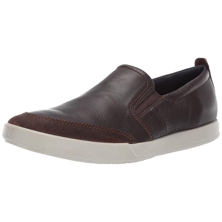 ECCO Mens Collin 2.0 Casual Tie Sneaker