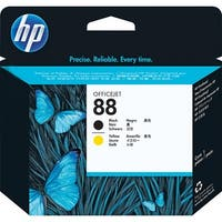 HP 88 Black and Yellow Original Printhead (C9381A) (Single Pack)