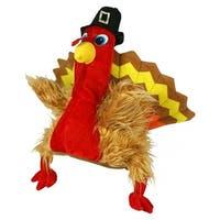 Thanksgiving Turkey Costume Hat - Red