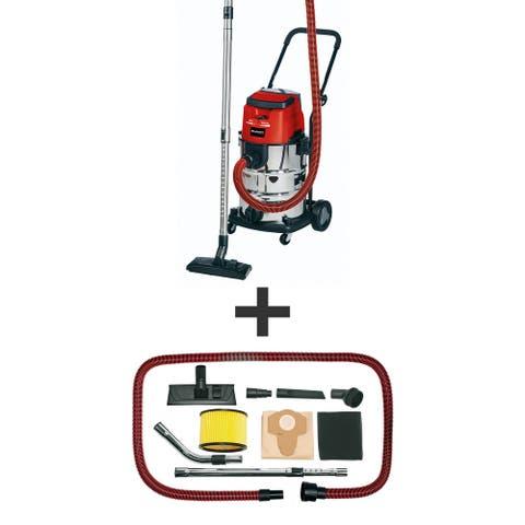 EINHELL TE-VC 36/30 Li PXC 36V Cordless Wet/Dry Shop Vacuum, Tool Only