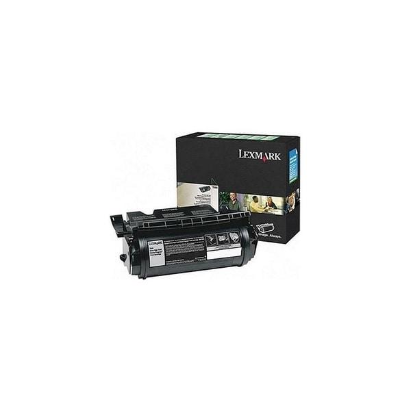 Lexmark Extra High Yield Toner Cartridge - Black T650X80G Extra High Yield Toner Cartridge - Black