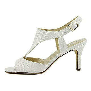 Style & Co Saharii Open Toe Synthetic Sandals