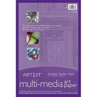 Pacon Corporation PAC4843 Art1St Multi Media Art Paper 12X18