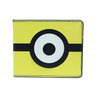 Despicable Me Eyeball Bi-Fold Wallet - One Size Fits most