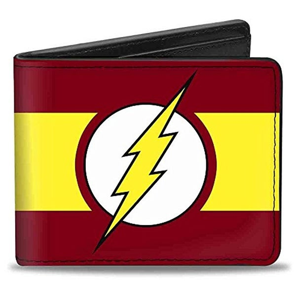 Buckle-Down Bifold Wallet The Flash