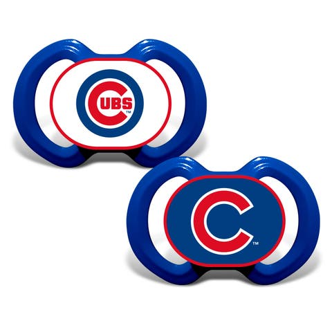 Chicago Cubs Pacifier 2 Pack