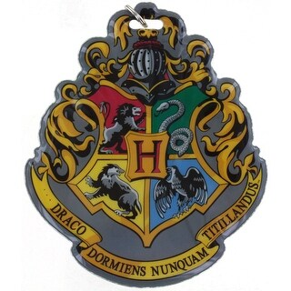 Harry Potter Crest Luggage Tag