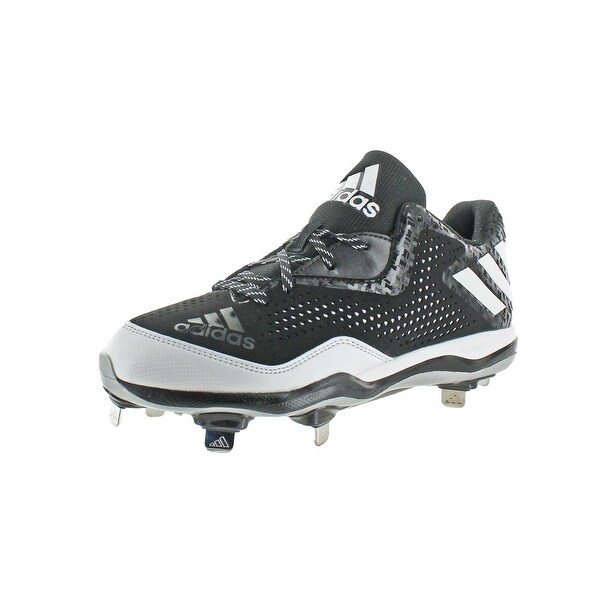 Adidas Womens PowerAlley 4 Cleats Perforated Athletic