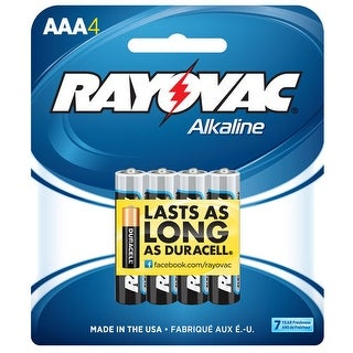 AAA-4 Alkaline AAA 4pack