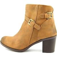 American Rag Womens Peyton Almond Toe Ankle Fashion Boots