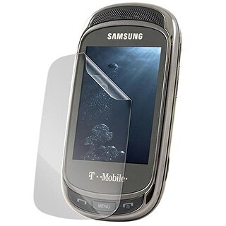 ZAGG invisibleSHIELD Screen Protector for Samsung Gravity T SGH-T669 (Screen)