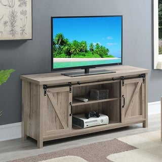 Link to The Gray Barn Berkley TV Stand with Barn Doors Similar Items in TV Consoles