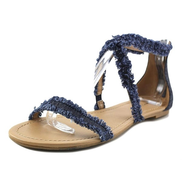 Call It Spring Crireniel Navy Sandals