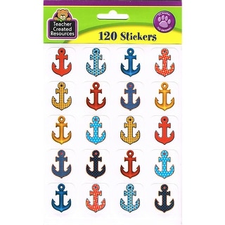 (12 Pk) Anchors Stickers