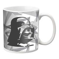 Star Wars Intergalactic Darth Vader 20oz Ceramic Mug - Multi