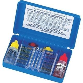 JED Pool Tools Pool Spa Test Kit 00-481 Unit: EACH