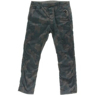 G-Star Mens Printed Tapered Chino Pants - 31/32