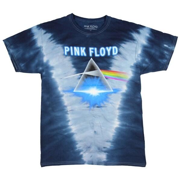 Pink Floyd Pyramid V Tie-Dye T-Shirt