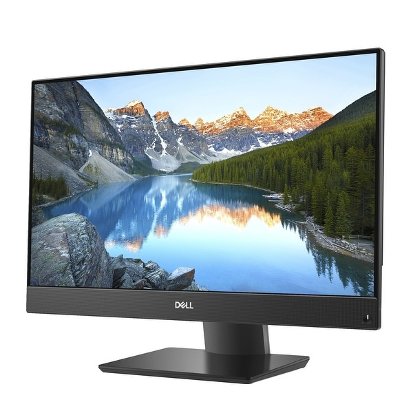 """Dell Inspiron 5477 23.8"""" Touchscreen Intel Core i7-8700T X6 4GHz 16GB,Black(Certified Refurbished)"""
