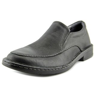 Clarks Kyros Free Apron Toe Leather Loafer
