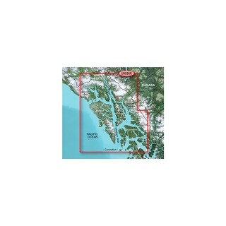 Garmin Bluechart G2 Vision VUS027R Hawaiian Is - Mariana Is - SD Card