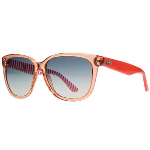 Lacoste L710/S 800 Clear Square Sunglasses - 55-14-140