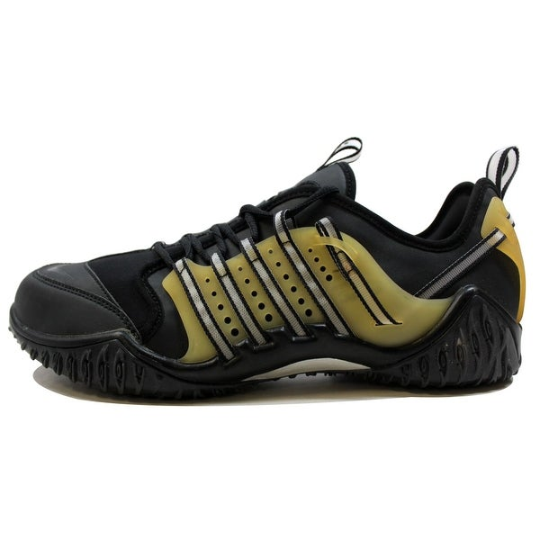 taille 40 66d49 28eba Shop Nike Men's Air Zoom Haven B Black/Black-Metallic Silver ...