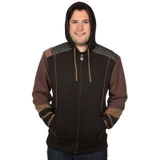 The Witcher 3 Geralt Armor Premium Zip-Up Hoodie