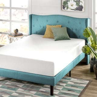 Link to Priage by Zinus 10 inch Green Tea Memory Foam Mattress Similar Items in Bedroom Furniture