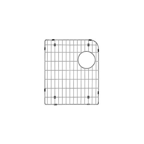 "Transolid Left Sink Grid - 16.5"" x 13.5"" x 1"""