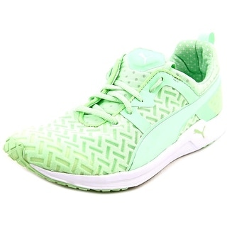 Puma Pulse XT PWRcool Women Round Toe Synthetic Green Sneakers