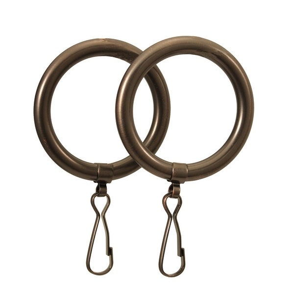 Shop Gatco GC831 Shower Curtain Rings Sold As Pair