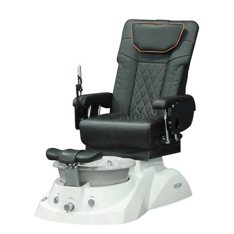 Fedora Pedicure Spa with Massage Chair, Bowl Cover, Magnetic Jet