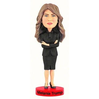 "Melania Trump 8"" Resin Bobblehead - multi"