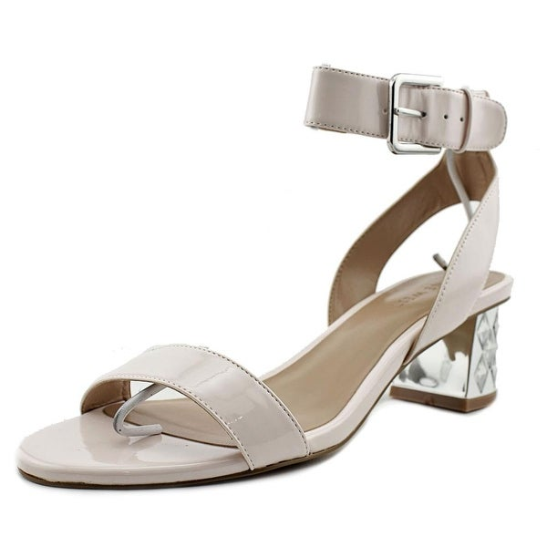 Nine West Shineon Open Toe Synthetic Sandals