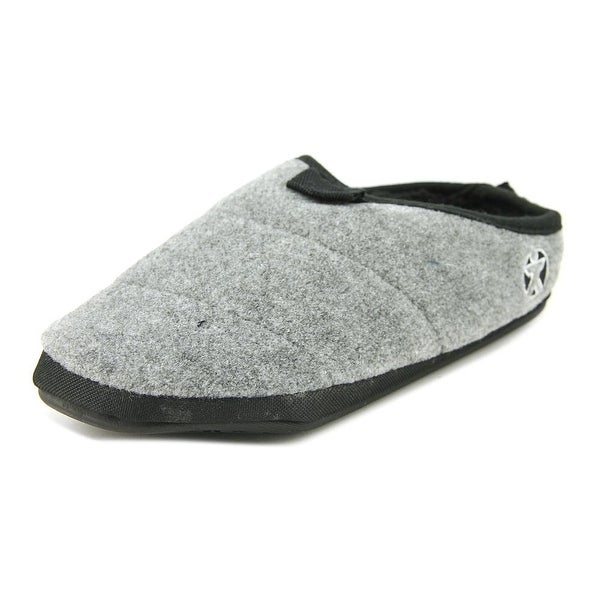 Bedroom Athletics Travolta Grey/Fleck Slippers