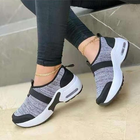 Slip On Breathe Mesh Sneakers