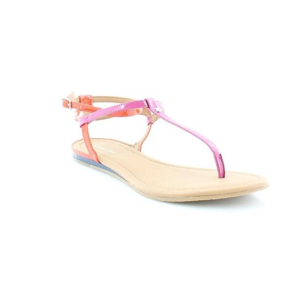 Calvin Klein Haubrey Women's Sandals & Flip Flops JAZZBERRY/ORG
