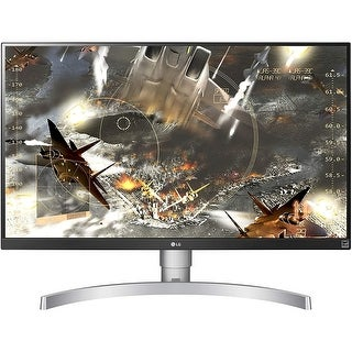 "Link to LG 27UL650-W 4k 27"" IPS FreeSync Monitor,White - White Similar Items in Monitors"