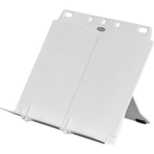 Fellowes 21100 Booklift Adjustable Desktop Copyholder Platinum
