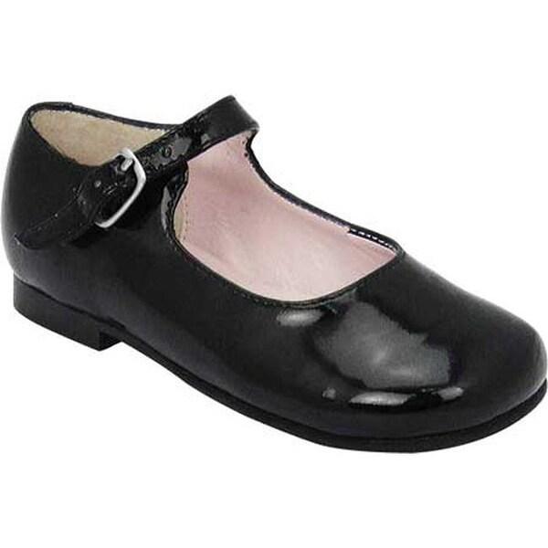Shop Nina Girls Bonnett Black Patent Free Shipping On