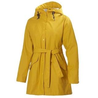 Helly Hansen Jacket Womens W Kirkwall Rain Waterproof Windproof 62212