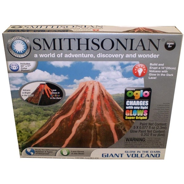 Smithsonian Giant Volcano kit - multi