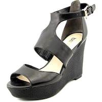 Bar III Womens SOPHIE Open Toe Casual Platform Sandals
