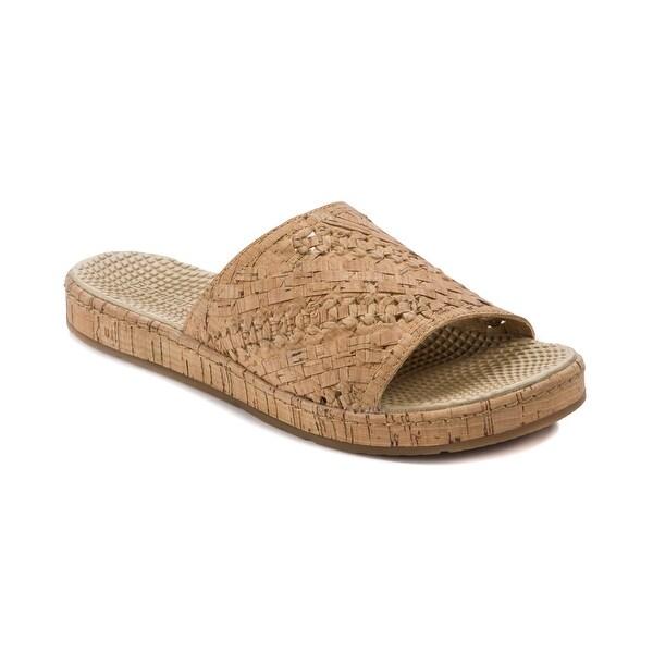 Baretraps Paizley Women's Sandals & Flip Flops Natural