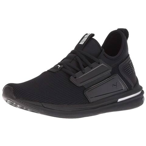4f4d6696b475 Black Puma Men's Shoes | Find Great Shoes Deals Shopping at Overstock