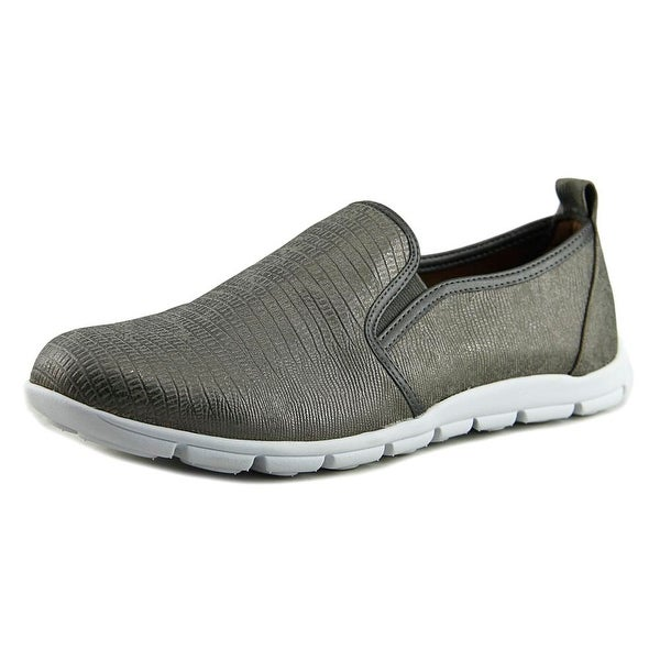 Eurosoft by Sofft Cardea II Women Round Toe Synthetic Gray Loafer
