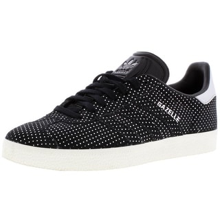 Link to adidas Originals Womens Gazelle Fashion Sneakers Metallic Athleisure - Black/Silver/White Similar Items in Women's Shoes