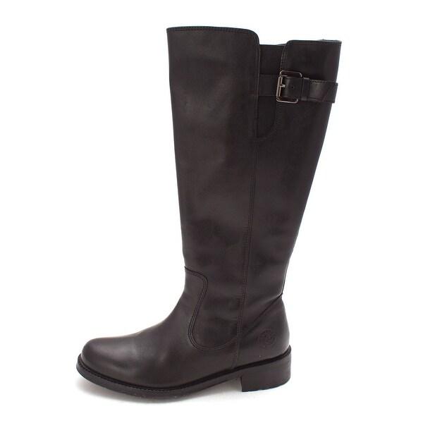 Santana Canada Womens Palomino Round Toe Knee High Fashion Boots - 6